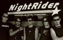 Single NightRider - Touch of Evil (Judas Priest Cover)
